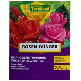 Удобрение для роз Farmland долгодействующее 2.5 кг