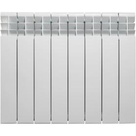 Радиатор Vittoria плюс 87/500 8 секций биметалл