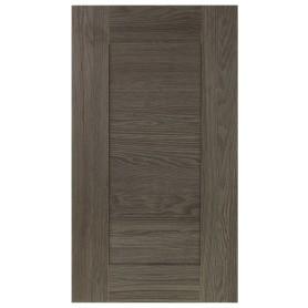 Дверь для шкафа Delinia «Фрейм тёмный» 40x70 см, ЛДСП, цвет коричневый