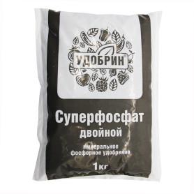 Удобрин-Суперфосфат двойной в гранулах 1кг