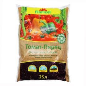 Грунт для томатов и перцев Florizel 25 л