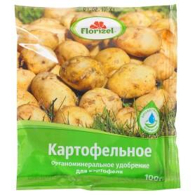 Удобрение Florizel ОМУ для картофеля 0.1 кг