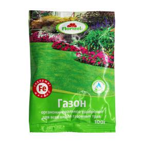Удобрение Florizel ОМУ для газона 0.1 кг