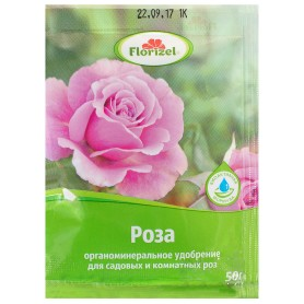 Удобрение Florizel ОМУ для роз 0.05 кг