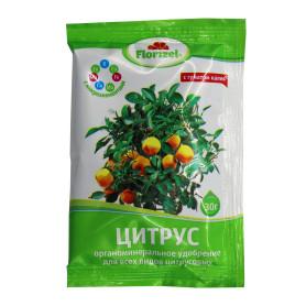 Удобрение Florizel ОМУ для цитрусов 0.03 кг