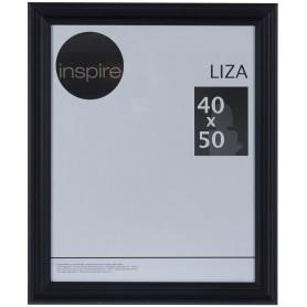 Рамка Inspire Liza 40х50 см цвет чёрный
