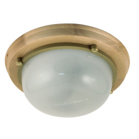 Светильник НББ ТермаКруг 03-60-021, цвет липа, IP65