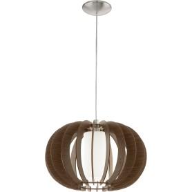 Подвесной светильник Eglo «Stellato 3» 1xE27x60 Вт, цвет венге