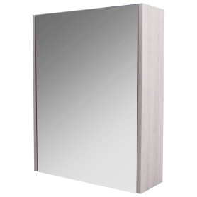 Шкаф зеркальный «Экко 60» цвет бежевый