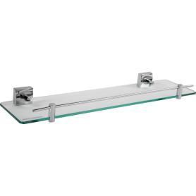Полка для ванной комнаты Sensea «Kvadro» стекло