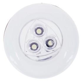 Светильник светодиодный Uniel Нано Пушлайт DTL-360 3LED/4AA
