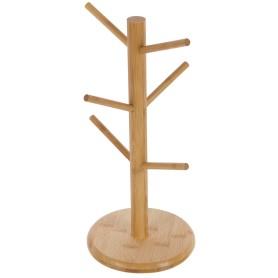 Держатель чашек BAO, 19,7х34,5 см, бамбук