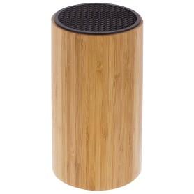 Подставка под ножи BAO, D12х23.3 см, бамбук