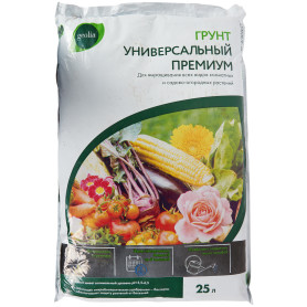 Грунт Geolia Premium «Универсальный» 25 л
