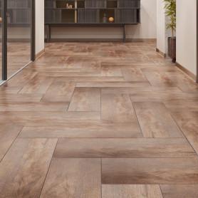 Керамогранит «Forest» 20х60 см 1.08 м2 цвет медовый