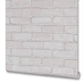 Обои флизелиновые Euro Decor Лофт белые 1.06 м 1093-00