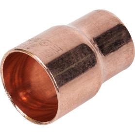 Переходник Viega 22х18 мм внутреннее-внутреннее соединение, медь