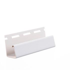 J-профиль 3050 мм цвет белый