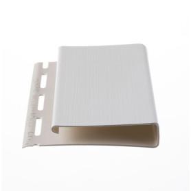J-профиль широкий Country Standart 3050 мм цвет белый