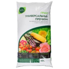 Грунт Geolia Premium «Универсальный» 50 л