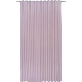 Штора на ленте «Лукс» 200х260 см цвет розовый антик
