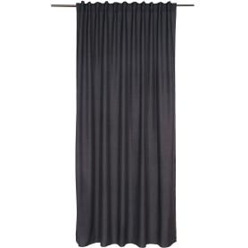 Штора на ленте со скрытыми петлями Looks 200х260 см цвет серый