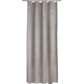 Штора на ленте «Milan» 140х260 см цвет коричневый