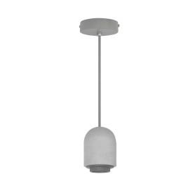 Шнур декоративный Clyde 1xЕ27x60 Вт, бетон/металл, цвет серый