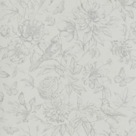 Обои флизелиновые Rasch Florentine серые 0.53 м 449440
