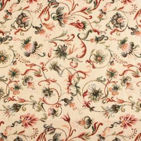 Ткань «Английские цветы» 1 п/м 160 см гобелен