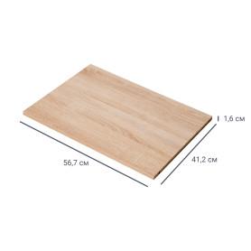 Полка для шкафа Лион 41.2x56.7 см 2 шт