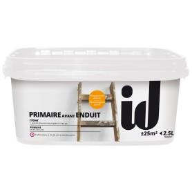 Грунтовка с песком Primaire Avant Enduit 2.5 л