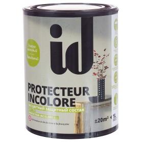 Лак декоративный матовый Protector Incolor 1 л