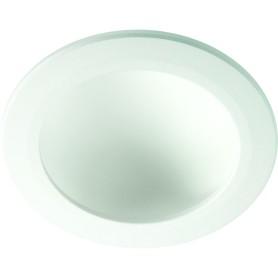 Светильник светодиодный встраиваемый Novotech 12 Вт, цвет белый
