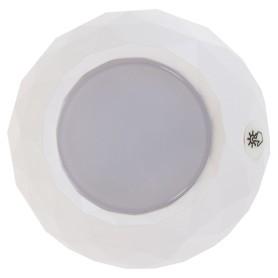 Фонарь «пушлайт» флюоресцентный с сенсором, цвет белый