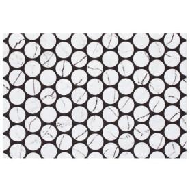 Плитка наcтенная «Помпеи 7» 27.5х40 см 1.65 м2 цвет белый
