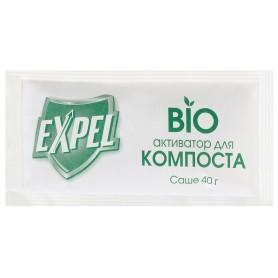 Биоактиватор для компоста Expel, саше 40 г, 2 шт.