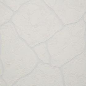 Обои флизелиновые Палитра Stone land белые 0.53 м N1001-11