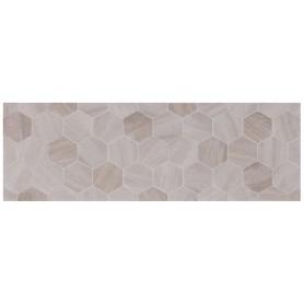 Плитка наcтенная «Гексавуд», 20х60 см, 0.84 м2, цвет бежевый