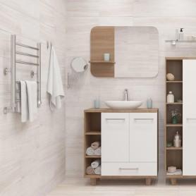 Плитка наcтенная «Шервуд» 20х40 см 1.58 м2 цвет светло-бежевый