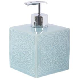 Дозатор для жидкого мыла настольный «Tiffany» керамика