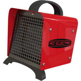 Тепловая пушка электрическая AC Electric ACE-HC3 с механическим термостатом, 2200 Вт