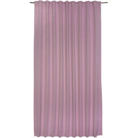 Штора на ленте «Ночь» 200х280 см цвет светло-розовый