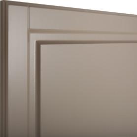 Двери для шкафа Delinia «Леда бежевая» 40x70 см, МДФ, цвет бежевый, 3 шт.