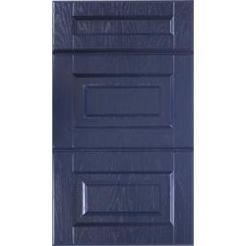 Двери для шкафа Delinia «Антея» 40x70 см, МДФ, цвет синий, 3 шт.
