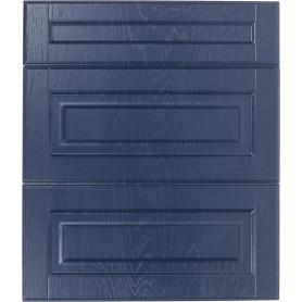 Двери для шкафа Delinia «Антея» 60x70 см, МДФ, цвет синий, 3 шт.