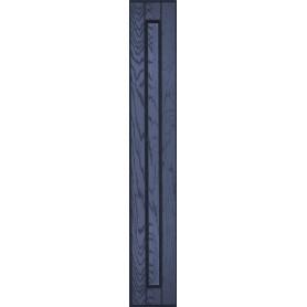 Дверь для шкафа Delinia «Антея» 15x92 см, МДФ, цвет синий
