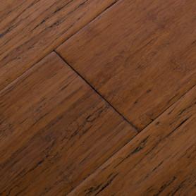 Массивная доска «Бамбук Канары» лак 1.981 м2