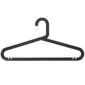 Плечики для одежды, пластик, 4 шт