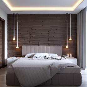 Светодиодная лента для потолка SMD 2835 120 диод/1800 Лм/14.4 Вт/м 12 В IP20 2 м теплый белый свет
